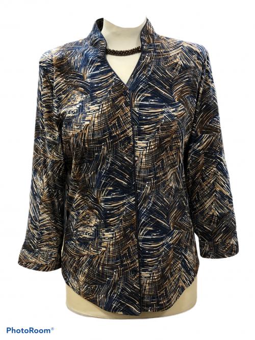 Elisabeth blouse jasje Lady's Club Damesmode